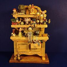WDCC Disney GEPPETTO'S TOY HUTCH Pinocchio w/ box & COA Geppetto's Toy Creations