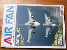 $$w Revue Air Fan N°274 Flottilj F10  force arienne indonesienne  Hornet suisses