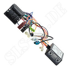 Can-Bus Interface peugeot 207 307 407 4007 phantomeinspeisung antena FAKRA-Din