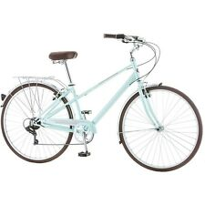 700C Schwinn Retro Women's Hybrid Bike Comfort Bicycle Multi Speed