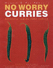 Ali and Munsif Abbasi's No Worry Curries: Authentic Indian Home Cooking,GOOD Boo