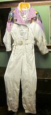 Ladies Vintage NEVICA One Piece Ski Suit/Snow Suit-Size 10 VERY NICE!