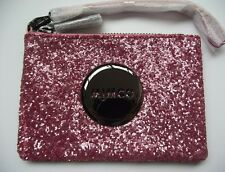 Mimco Tiny sparks small pouch/ one wrist strap