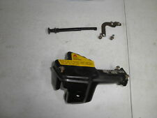 1978 15 hp evinrude outboard motor air box and choke rod