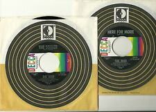 The WHO, THE SEEKER b/w HERE FOR MORE, original 45rpm single, 1970, NEAR MINT!