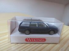 Wiking, 043 01 18, VW Passat Variant, dunkelblau    1:87