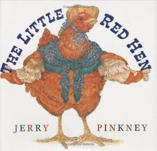 The Little Red Hen (Phyllis Fogelman Books)-ExLibrary