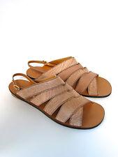 ★ CHLOÉ Slingback Leder Sandalen 40 41 NEU ★ CHLOE Leather Sandals ★ NP 495 €