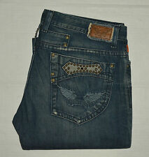 New Men's ROBIN'S JEAN sz 40 Style #D5012 AMERICAN BEAUTY 100% Authentic STUDEED