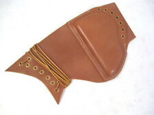 WWII Padded Brown Leather Cheek Rest Pad for M1 M1C M1D Garand - Reproduction