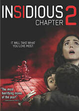 Insidious: Chapter 2 (DVD, 2013, Includes Digital Copy UltraViolet)