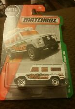 Matchbox Superfast 2016 Case K #110 Land Rover Defender 110