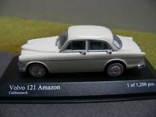 1/43 Minichamps Volvo 121 Amazon 4-Türer Saloon 1959 weiss