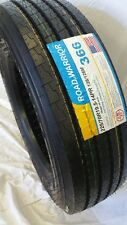 225/70R19.5 (4-TIRES) 128/126M ROAD WARRIOR New All Position  22570195