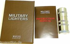 Atlas Military Lighters reproduction of German military lighters of WWII µ