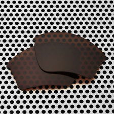 New Volt Polarized Brown Replacement Lenses for Oakley Half Jacket XLJ