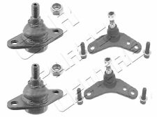 FOR MINI ONE COOPER S 1.4 1.6 R50 R52 R53 FRONT WISHBONE LOWER ARM BALL JOINTS
