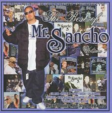 The Best of Mr. Sancho, Vol. 1 * by Mr. Sancho (CD, Oct-2008, Low_Profile)