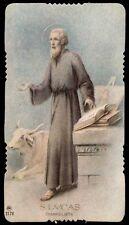 """santino-holy card"""""""" ediz. AR n.2178 S.LUCA EV."""