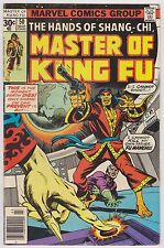 Master of Kung-Fu #50, Very Fine Condition.