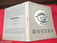 Lionel Brett THE THINGS WE SEE:  HOUSES 1947 sc VINTAGE TEXTBOOK