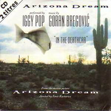 ★☆★ CD Single Iggy POP - Soundtrack : Arizona Dream In the deathcar 2-Track ★☆★