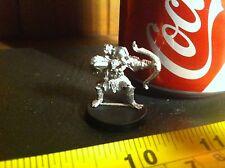 Mordor Metal Orc Bowman Rare Oop Metal Lord of the Rings LOTR WOTR SBG GW