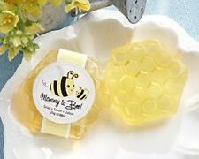 24 Mommy to Bee Honey Scented Honeycomb Soap Baby Shower Favors
