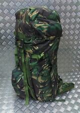 Genuine British Army IRR DPM Camo 100LT Combat Bergen Rucksack Long New