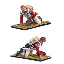 First Legion: AWI036 British 5th Foot Grenadier Crawling Wounded