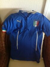 NWT Puma  FIGC Italia Home Authentic Soccer Football National Team Shirt sz XL