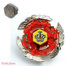 Fusion Masters Beyblade BB116C HELL CROWN+HEAVY METAL FACE BOLT