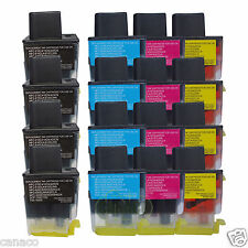 16 Pack LC41 Compatible ink cartridge for Brother MFC-210C MFC-420CN MFC-620CN