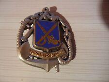 MARINE   NATIONALE       FUSILIERS - MARINS       insigne  de  béret       Balme