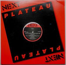 "★★12"" US**KEY-MATIC / SOLO - JAZZ-UP & HIP HOP (NEXT PLATEAU '84)★★24593"