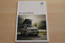 73471) VW Bus T5 California Prospekt 10/2009