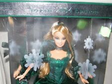 2004 Mattel Special Edition Holiday Barbie Doll 11.5""