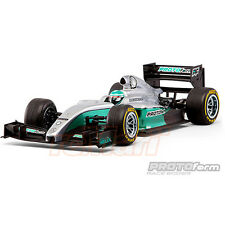 PROTOform F1 Fifteen Clear Body Formula 1 EP 1:10 RC Cars On Road #1545-30