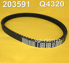 Torque Converter Cogged Go Kart Go Cart Drive Belt for Comet 203591 Manco 7655