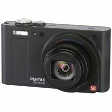Pentax Optio RZ-18 16 MP Digital Camera with 18x Optical Zoom - Black