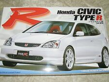 Fujimi 1/24 Honda Civic Type R LA-EP3 Model Car Kit