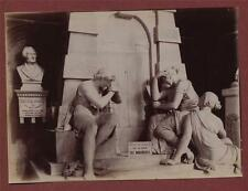 Charles James & Henry V. Fox & Earl  Russell  Westminster photograph c1890 bc60