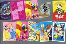 Playing Swap Cards 20 SEMI VINT  M /MOUSE  DISNEY STAR WARS HELLO KITTY DISNEY3B