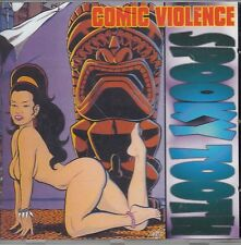 Spooky Tooth - Comic Violence, CD