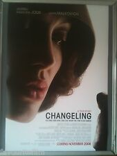 Cinema Poster: CHANGELING 2008 ('Nov' One Sheet) Angelina Jolie Clint Eastwood