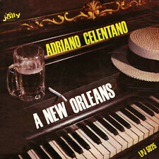 ADRIANO CELENTANO A New Orleans CD italian beat pop