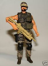 1:18  BBI Elite Force U.S Special Forces Navy Seal Beard Man  Soldier Figure