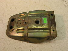 1981 KAWASAKI KE100 ENDURO METAL REAR FENDER REINFORCEMENT MOUNT k369~