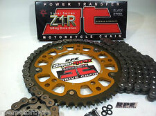 YAMAHA YZF R1 09-14 JT Z1R 530x150L Extended Supersprox CHAIN AND SPROCKETS KIT