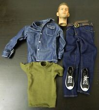 1:6 BELET PASSIONATE RIDERS FURIOUS 7 BRIAN O'CONNER PAUL WALKER HEAD + CLOTHES